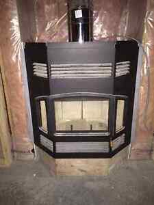 RSF Delta 2 fireplace THE BEST MONEY CAN BUY...NEVER USED