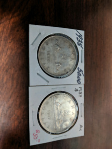 Canadian Silver Coin | Kijiji in St  Catharines  - Buy, Sell