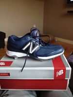 New Balance Baseball cleats, size 10