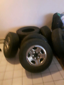 Truck tires for sale!!!!