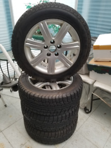 215/55 R16 Italian Marangoni Winter Tires ( Audi )