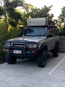 Landcruiser 80 series 1993 AU$6800