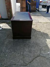Reproduction antique desk