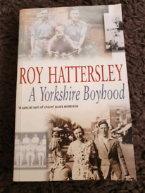 Roy Hattersley book
