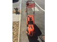 Black and Decker lan mower