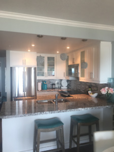 Tsawwassen Beach 1 bedroom furnished Condo Winter Rental