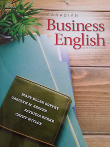 Selling the textbook Canadian Business English