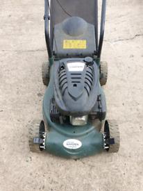 Petrol lawn mower (spares or repair)