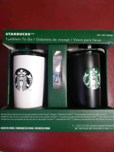 Starbucks Cold Drink Container - $28
