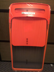 "IKEA ""Nisse"" Folding Chair in Orange, BRAND NEW in Wrapping x 6"