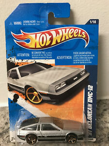 Hot Wheels - '81 DeLorean DMC-12