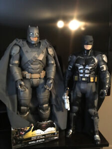 BATMAN 20 INCH AND 19 INCH FIGURES $70.00 FOR BOTH
