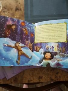 Beautiful Disney Hard Cover Books