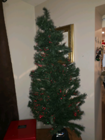 5ft approx fibre optic tree