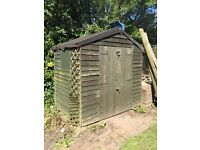 Shed 8ft X 5ft SOLD PENDING COLLECTION