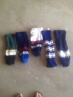 Kids hockey socks 4 pair