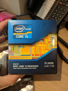 Intel i5-3450 3.10Ghz - Desktop CPU