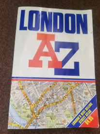Az London book