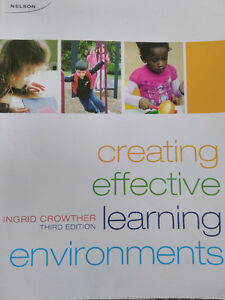 Creating Effective Learning Environments, 3rd Edition