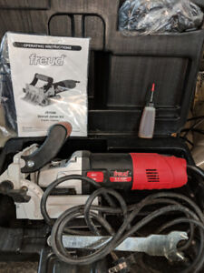Freud JS104K 6.5 amp Biscuit Joiner with Case