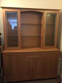 Display unit/cabinet