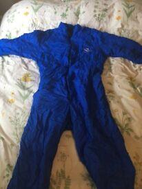 Weezle Compact Undersuit worn once!