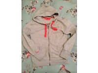 Ladies Large Superdry Hoodie Will Fit Size 10-12 From Smoke & Pet Free home