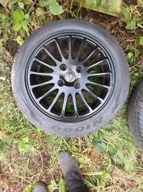 Volvo alloys