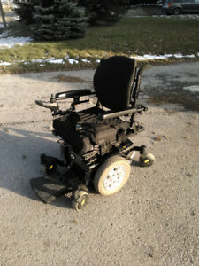 Quantum Power Wheelchair