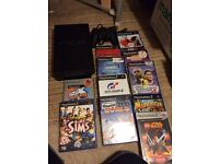 Sony ps2 bundle with games