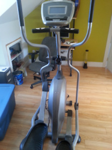 Vision Fitness Eliptical Machine X1500