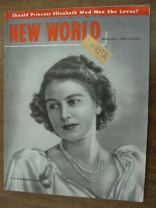 New World Magazine 1947