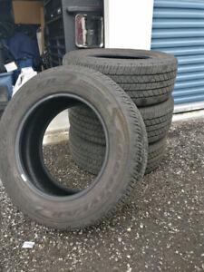 265 / 60R 18 Truck/SUV Tires - Goodyear Wrangler Fortitude HT