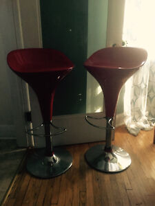 Retro Cocktail Chairs