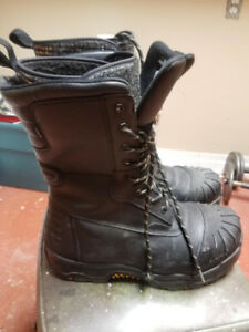 Men's Dekota  Safety work boots size 13