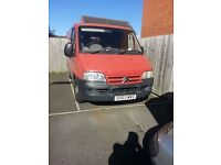 Citroen relay van 2.0 hdi