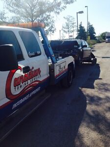 Ottawa towing cheap and fast