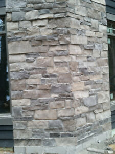 Wall or Fireplace Stone