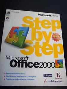 Step by Step Microsoft Office 2000 - Book and CD