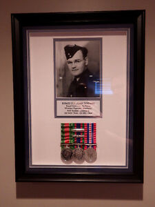 Trevor's Medal Mounting - Court Mounting, Research and Framing Belleville Belleville Area image 8