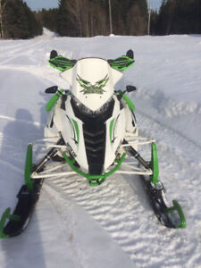 Arctic cat XF 9000 turbo limited