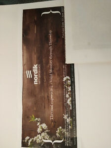 nordik Spa day pass tickets