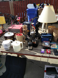 Garage sale,and many more to come from here. Regina Regina Area image 9