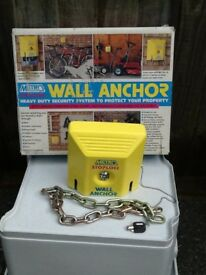 METRO Stoplock wall anchor