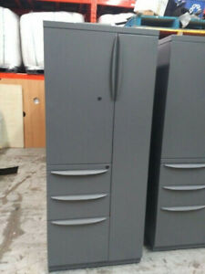 Personal Tower, Locker, Storage, Filing Cabinet Combination