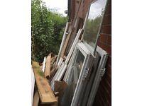 Free wooden window frames