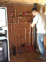 Red Seal Certified Plumber and Heat Technician