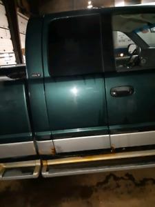 Second Gen Dodge Ram Rear doors and Hood