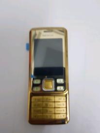 Nokia 6300 mobile phone mint unlocked