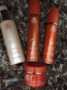 RE9 arbonne anti aging skin care